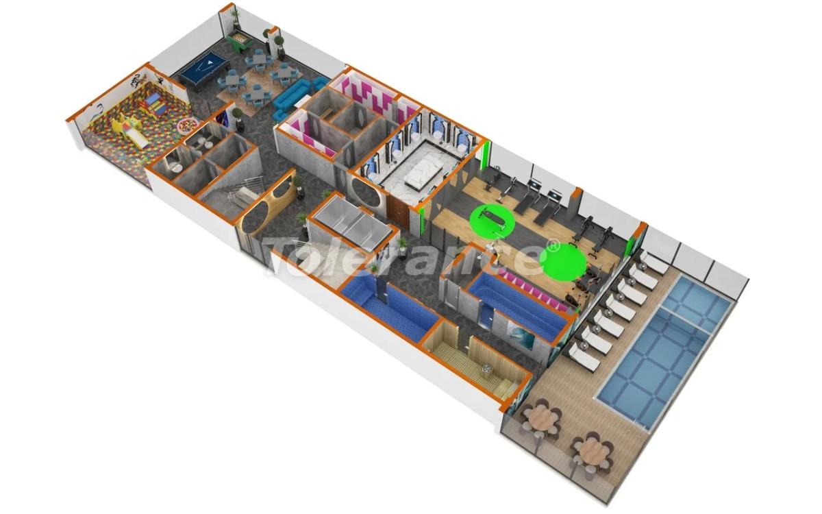 Перспективный инвестиционный проект в Махмутларе - 28287   Tolerance Homes