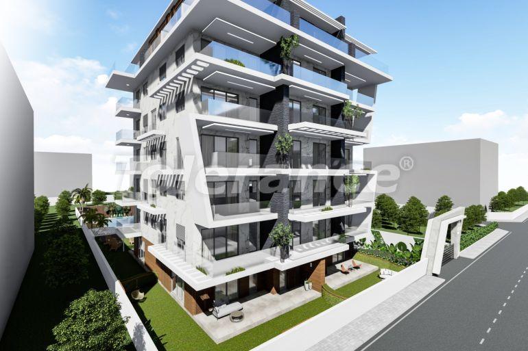 Современный комплекс в Кестеле от застройщика с прекрасным видом на море и горы - 28410 | Tolerance Homes