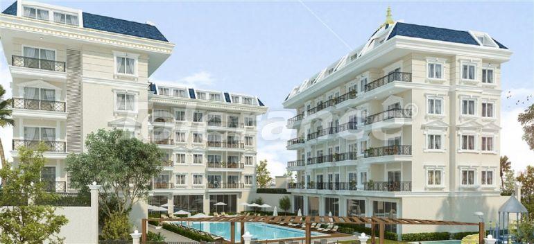 Новые апартаменты в Oба в комплексе с бассейном - 28472 | Tolerance Homes