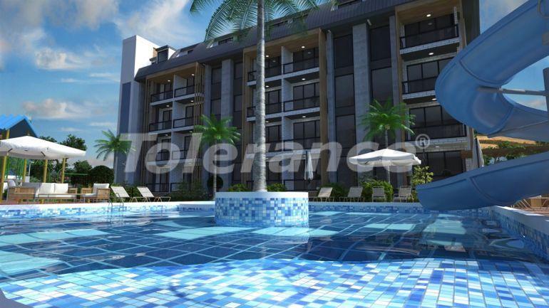 Квартиры в Оба, в современном комплексе с рассрочкой до 8 месяцев - 28499 | Tolerance Homes