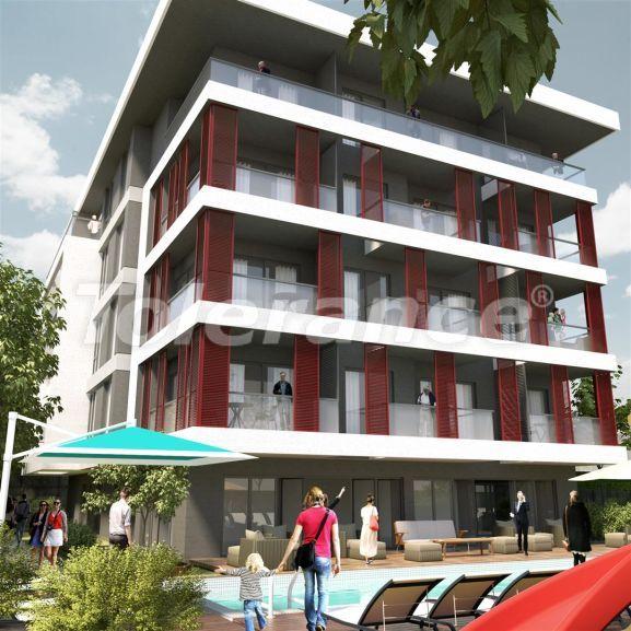 Элитные апартаменты в Алании рядом с пляжем Клеопатра - 28550 | Tolerance Homes