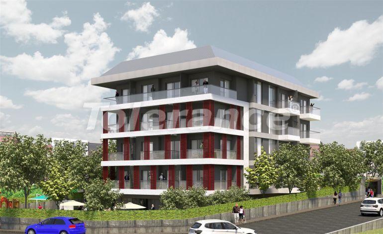 Элитные апартаменты в Алании рядом с пляжем Клеопатра - 28553 | Tolerance Homes