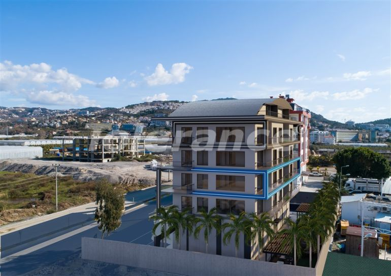 Новые апартаменты в Каргыджаке, всего в 100 м от моря - 28604 | Tolerance Homes