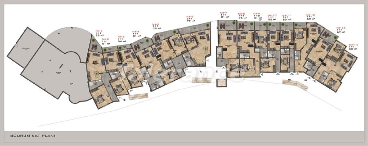 Современные квартиры в Каргыджаке от надежного застройщика с рассрочкой платежа - 28679 | Tolerance Homes
