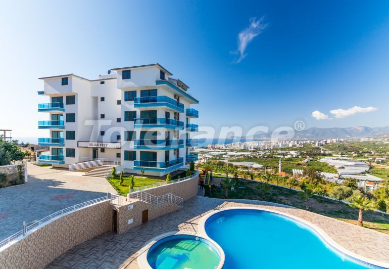 Комфортабельные апартаменты в Каргыджаке, от застройщика - 28711   Tolerance Homes