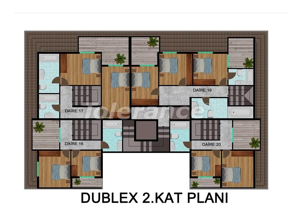 Комфортабельные апартаменты в Каргыджаке, от застройщика - 28716   Tolerance Homes