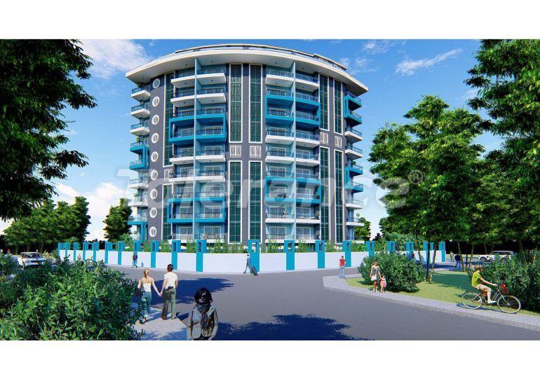 Квартиры в Махмутларе в современном комплексе от застройщика с рассрочкой до 18 месяцев - 28734 | Tolerance Homes
