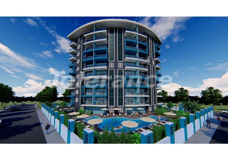 Квартиры в Махмутларе в современном комплексе от застройщика с рассрочкой до 18 месяцев - 28749 | Tolerance Homes