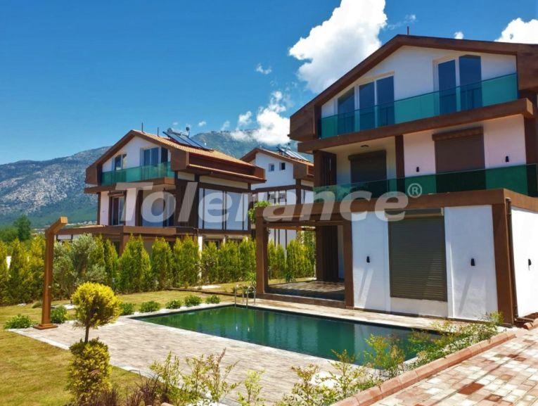 Современные виллы в Фетхие с частным бассейном и видом на горы - 28772 | Tolerance Homes