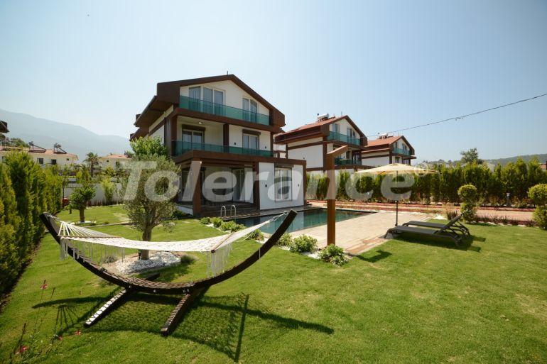Современные виллы в Фетхие с частным бассейном и видом на горы - 28755 | Tolerance Homes