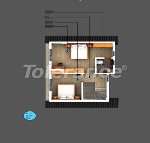 Современные виллы в Фетхие с частным бассейном и видом на горы - 28770 | Tolerance Homes