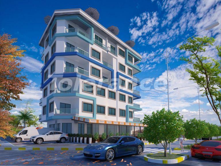 Уютные апартаменты в Махмутларе, Алания - 28826 | Tolerance Homes