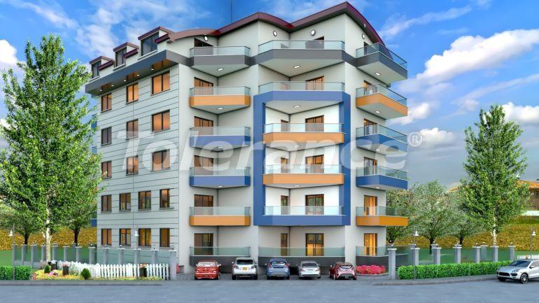 Квартиры в Махмутларе с бассейном от застройщика с рассрочкой до 18 месяцев - 28836 | Tolerance Homes