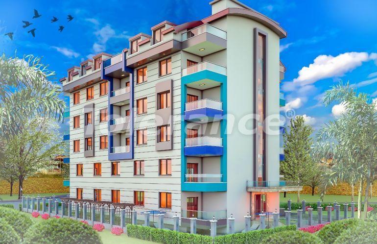 Квартиры в Махмутларе с бассейном от застройщика с рассрочкой до 18 месяцев - 28839 | Tolerance Homes