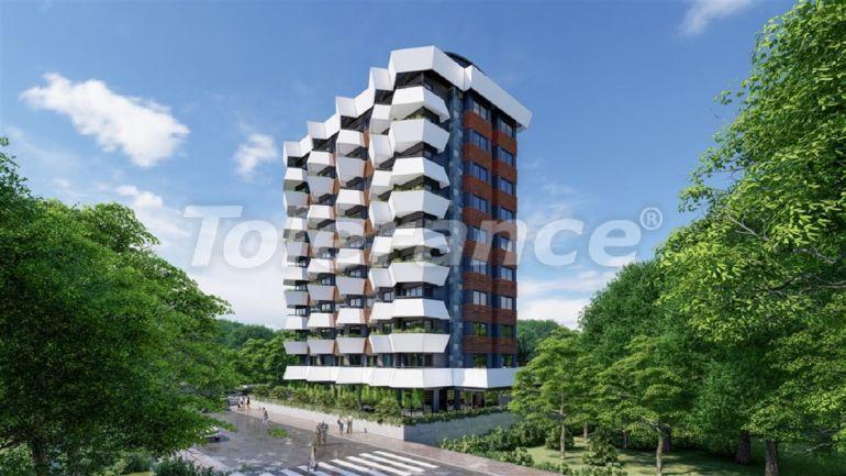 Выгодные инвестиции: квартиры в Махмутларе, Алания в рассрочку от застройщика - 28863   Tolerance Homes