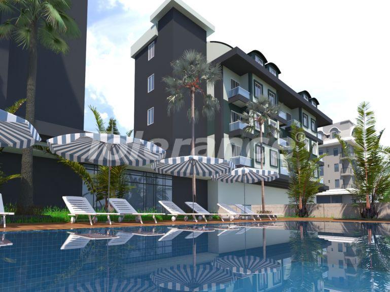 Современные апартаменты в Махмутларе, Алания от надежного застройщика - 28909 | Tolerance Homes