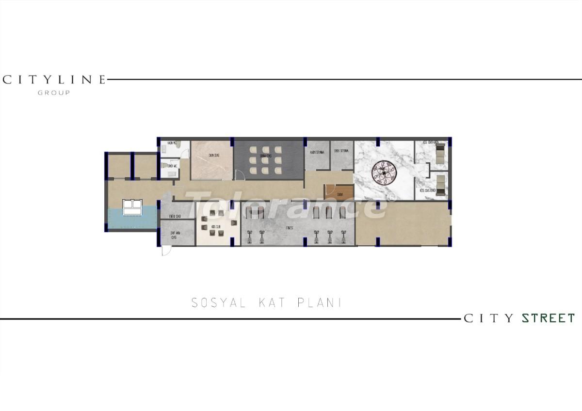 Современные апартаменты в Махмутларе, Алания от надежного застройщика - 28912 | Tolerance Homes