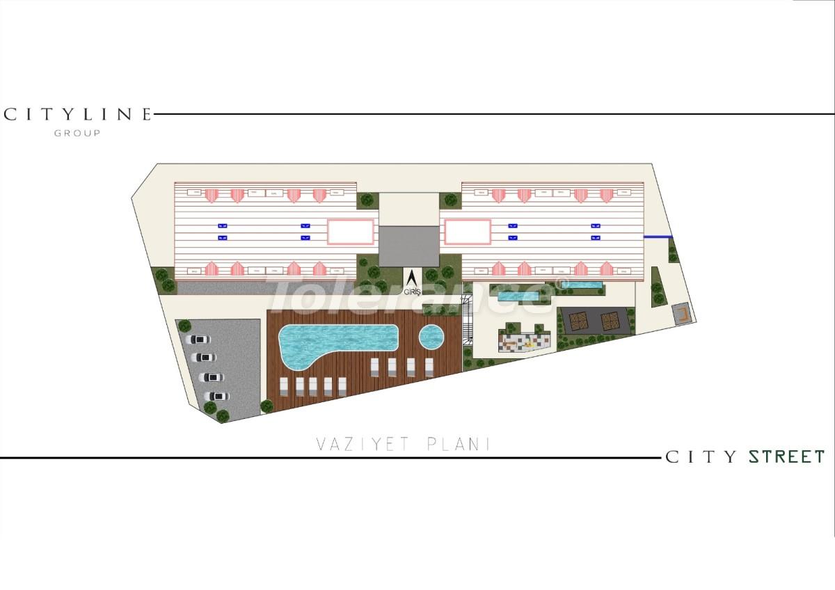 Современные апартаменты в Махмутларе, Алания от надежного застройщика - 28910 | Tolerance Homes
