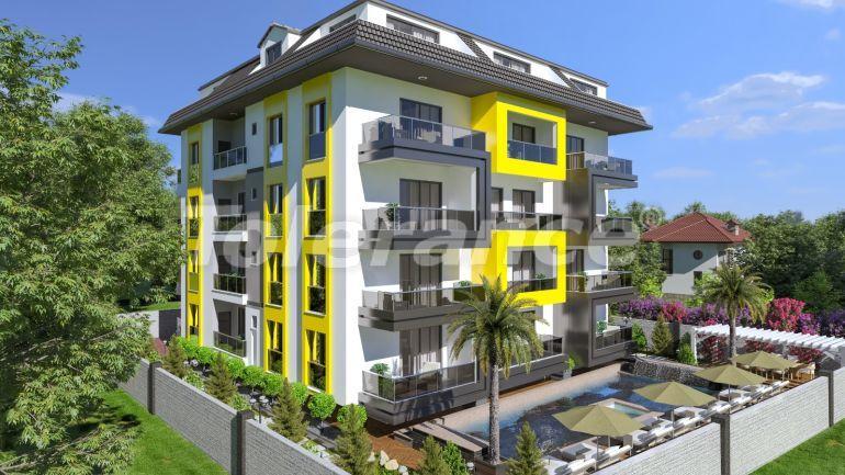 Новый проект апартаментов в Авсалларе, Алания - 28918 | Tolerance Homes