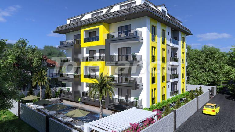 Новый проект апартаментов в Авсалларе, Алания - 28919 | Tolerance Homes