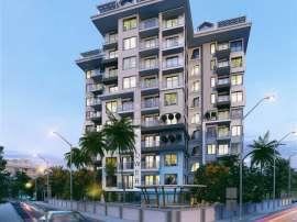 Роскошные современные апартаменты в центре Алании всего в 700 метрах от моря - 28974 | Tolerance Homes