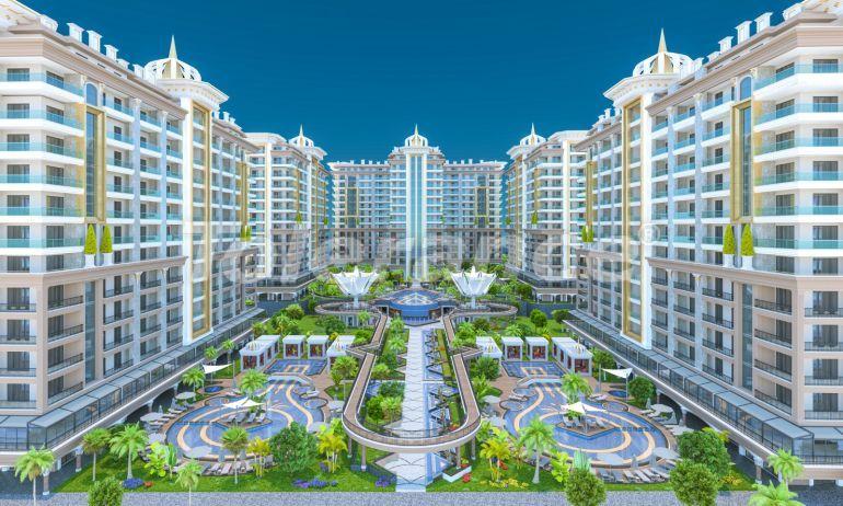 Роскошные апартаменты в Махмутларе, Алания от надежного застройщика в эксклюзивном комплексе - 28979 | Tolerance Homes