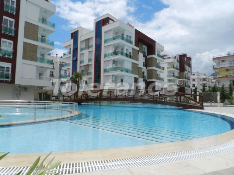 Вторичная трехкомнатная квартира в Хурме, Коньяалты в комплексе с бассейном - 29049 | Tolerance Homes