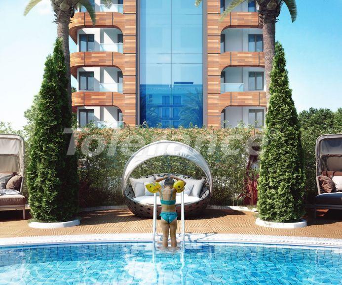 Роскошные апартаменты в Алании от надежного застройщика, всего  в 70 метрах от моря - 29159 | Tolerance Homes