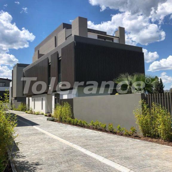 Шикарные виллы в Коньяалты, Анталия с частным бассейном - 29209 | Tolerance Homes