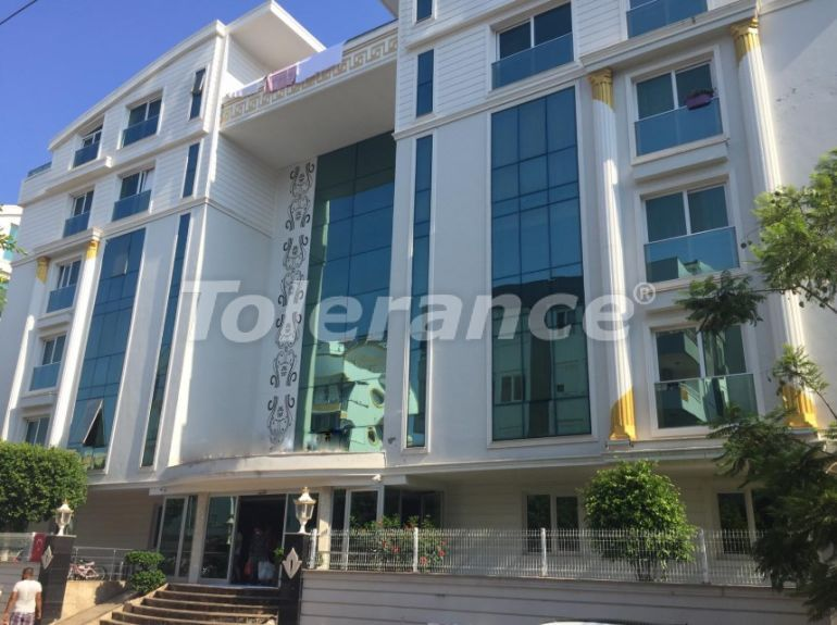Вторичные квартиры в Лимане, Коньяалты в комплексе с инфраструктурой с гарантией аренды - 29335 | Tolerance Homes