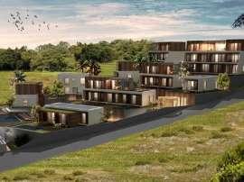Стильные квартиры класса люкс в Чешме, Измир с видом на море - 29388 | Tolerance Homes