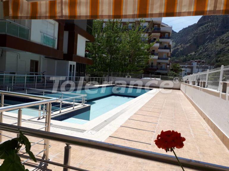 Вторичная четырехкомнатная квартира в Хурме, Коньяалты в комплексе с бассейном - 29407 | Tolerance Homes