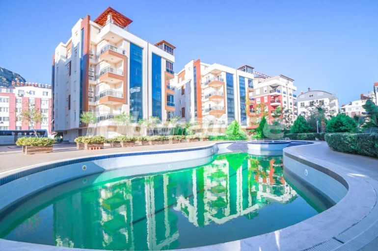 Трехкомнатная квратира в Хурме, Коньяалты в комплексе с бассейном - 29638 | Tolerance Homes