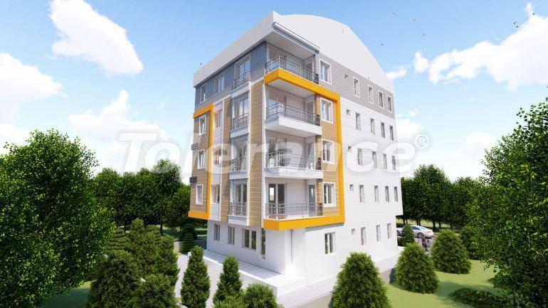 Трехкомнатные квартиры в Муратпаша, Анталия от застройщика - 29963 | Tolerance Homes