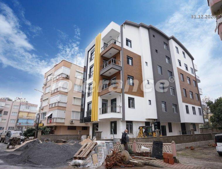 Квартиры в центре города Анталия рядом с морем - 32542 | Tolerance Homes