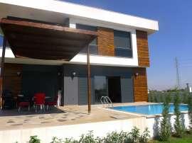 Отдельностоящий дом в Дошемеалты, Анталия с частным бассейном, с возможностью получения Турецкого гражданства - 30231   Tolerance Homes
