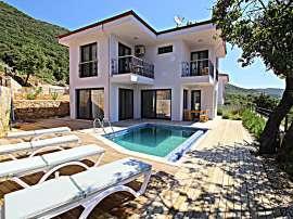Отдельная вилла в Каше полностью меблированная с бассейном и красивым видом на горы - 30300 | Tolerance Homes