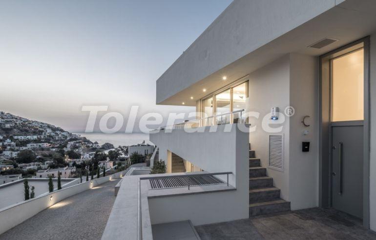 Виллы в Бодруме с видом на море, всего в 250 метрах от пляжа - 30444 | Tolerance Homes