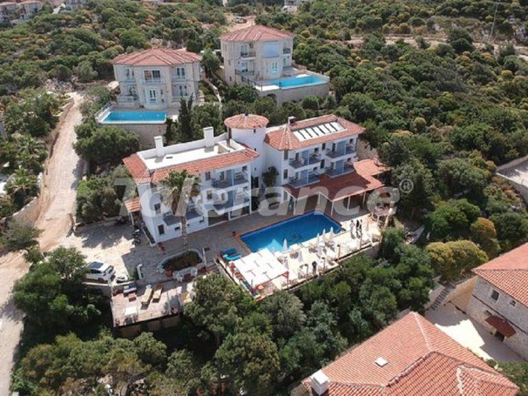 Бутик-отель в Каше с собственным пляжем и шикарным видом на Средиземное море - 30486   Tolerance Homes