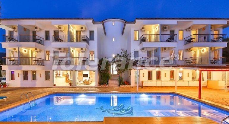 Бутик-отель в Каше с собственным пляжем и шикарным видом на Средиземное море - 30476   Tolerance Homes