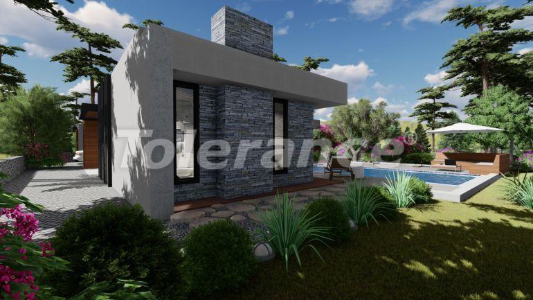 Люкс виллы в Бодруме с частным бассейном и рассрочкой от застройщика - 30640 | Tolerance Homes