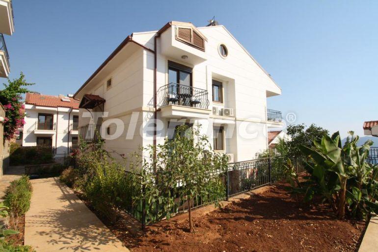 Вторичная трехкомнатная квартира в центре Каша с красивым видом на Средиземное море - 30610 | Tolerance Homes