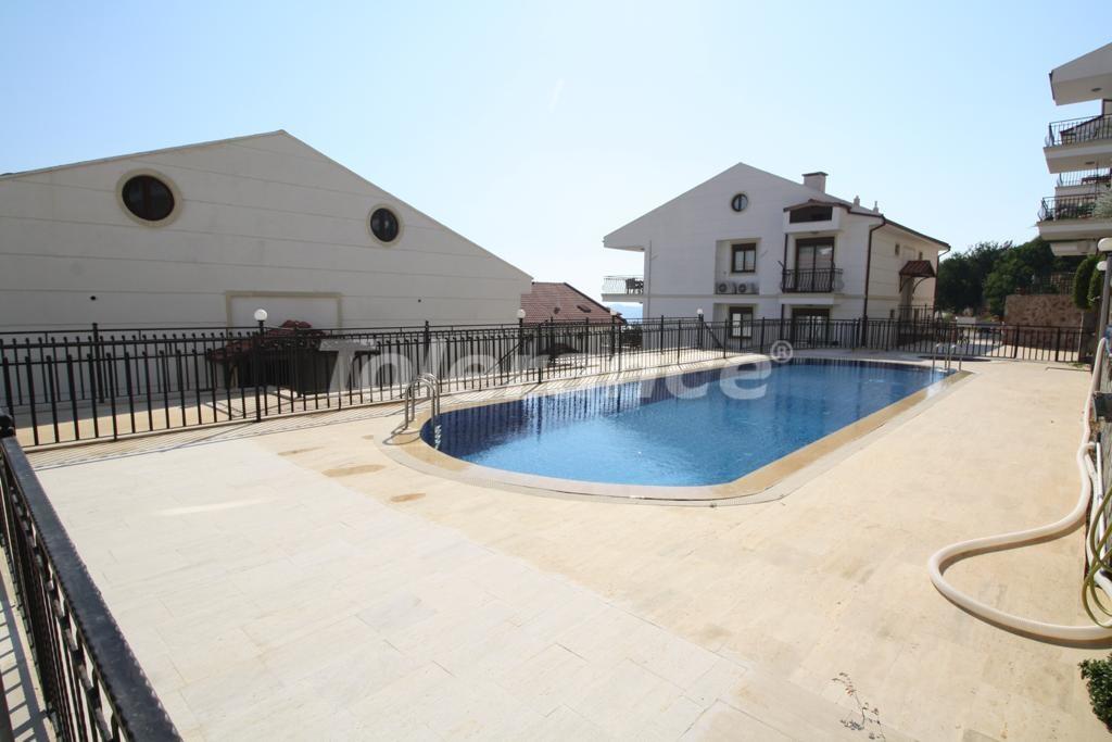 Вторичная трехкомнатная квартира в центре Каша с красивым видом на Средиземное море - 30597 | Tolerance Homes