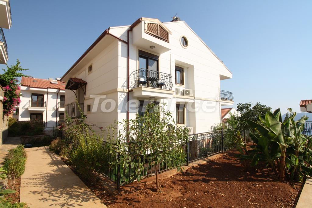 Вторичная трехкомнатная квартира в центре Каша с красивым видом на Средиземное море - 30595 | Tolerance Homes