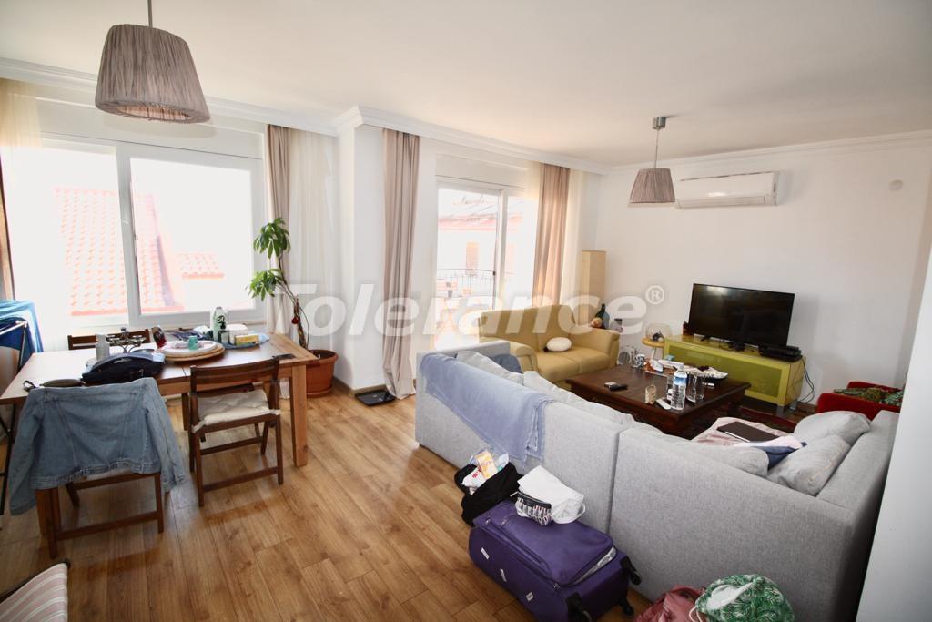Вторичная трехкомнатная квартира в центре Каша с красивым видом на Средиземное море - 30587 | Tolerance Homes