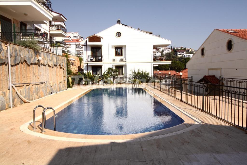 Вторичная трехкомнатная квартира в центре Каша с красивым видом на Средиземное море - 30598 | Tolerance Homes