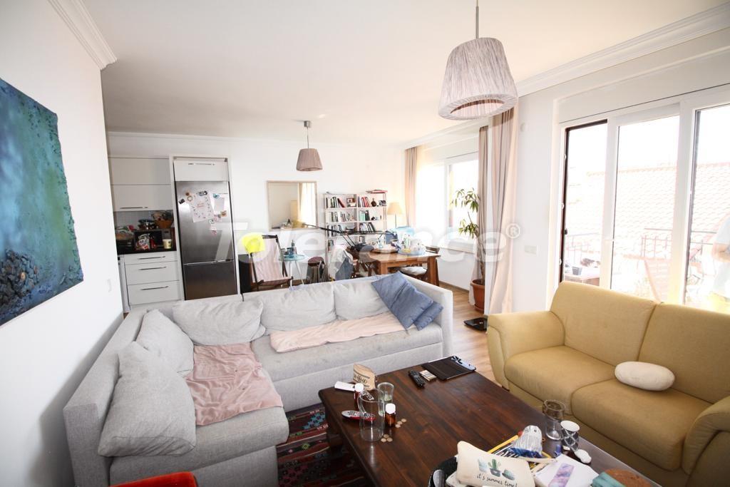 Вторичная трехкомнатная квартира в центре Каша с красивым видом на Средиземное море - 30596 | Tolerance Homes