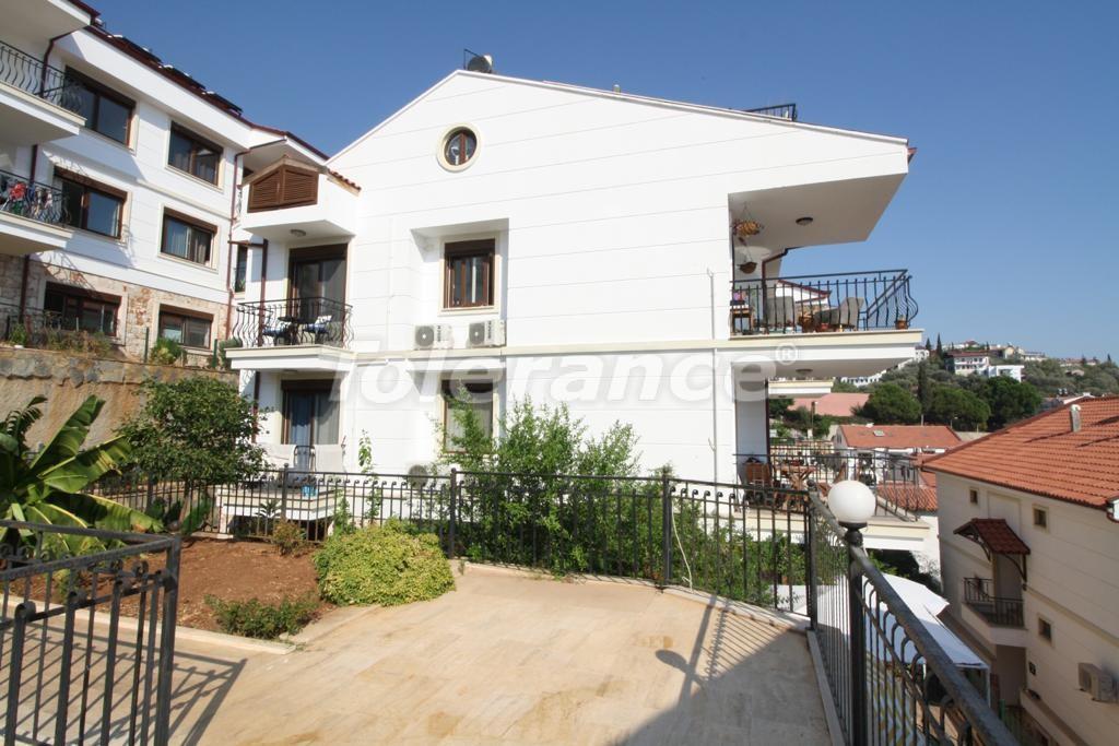 Вторичная трехкомнатная квартира в центре Каша с красивым видом на Средиземное море - 30586 | Tolerance Homes