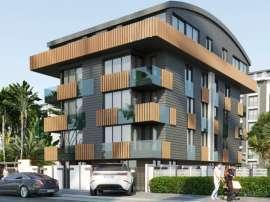 Квартиры класса люкс в Коньяалты,  Анталия от надежного застройщика - 30660 | Tolerance Homes