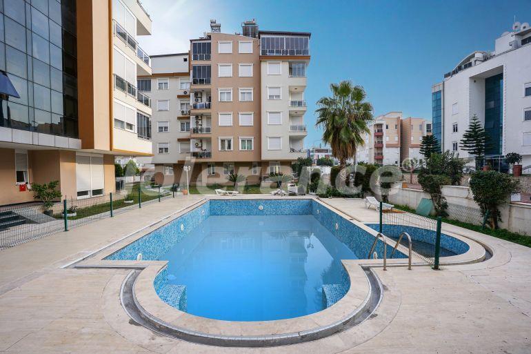 Вторичные квартиры в Лимане, Коньяалты в комплексе с бассейном рядом с морем - 33400 | Tolerance Homes